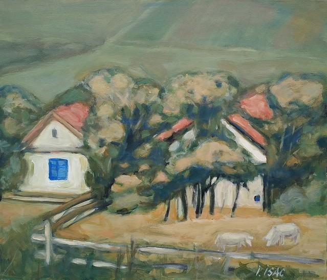 Igor Isac Gernik Art Camp 2020