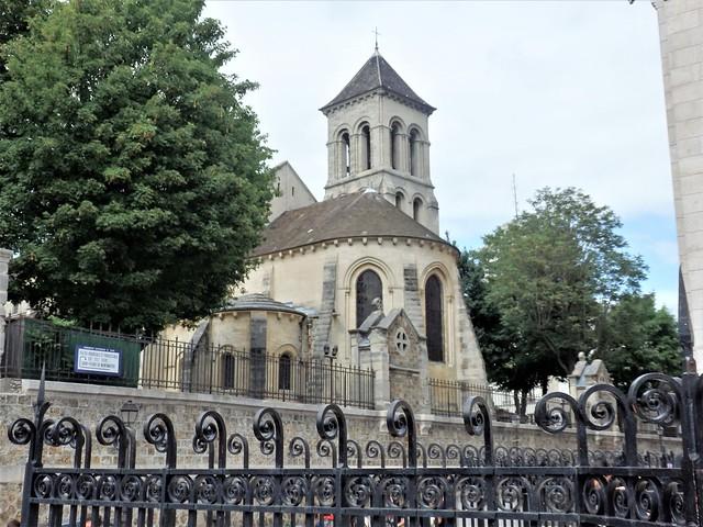 Paris - Iglesia Saint Pierre de Montmartre.