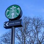 New Starbucks at Preston Docks
