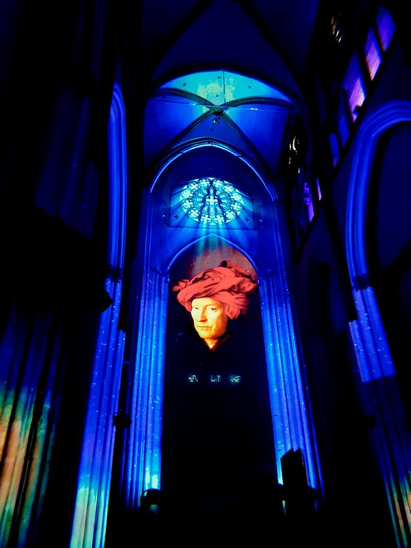 LIGHTS ON VAN EYCK