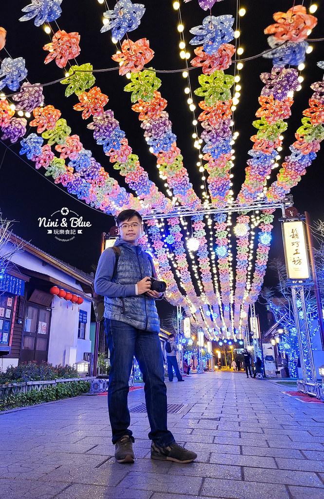 2021年鹿港桂花巷燈會13
