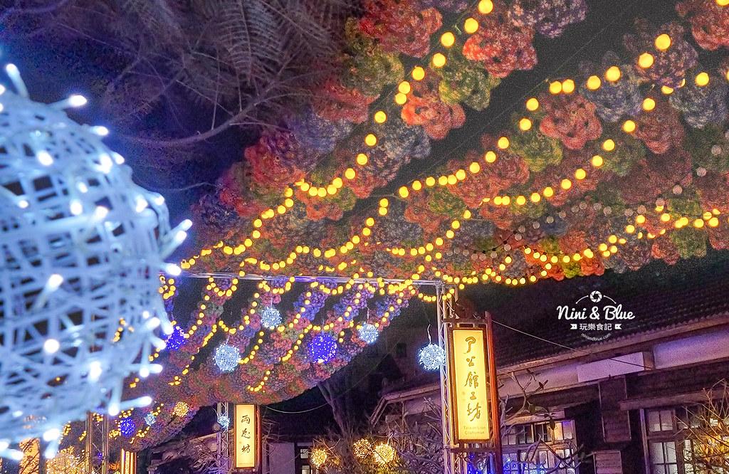 2021年鹿港桂花巷燈會06