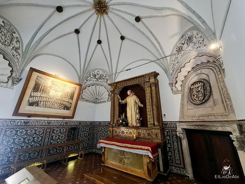 Visita a la Cartuja de Miraflores en Burgos (36)