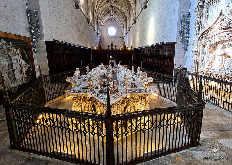 Visita a la Cartuja de Miraflores en Burgos (17)
