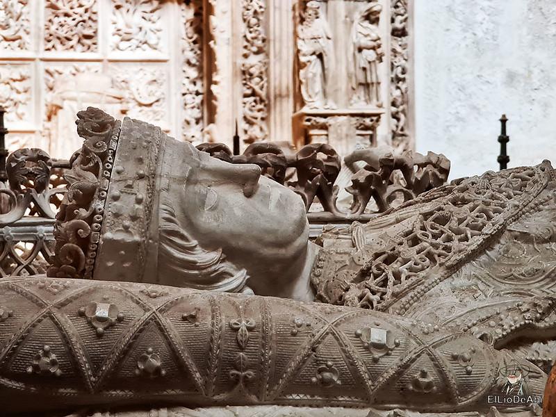 Visita a la Cartuja de Miraflores en Burgos (14)