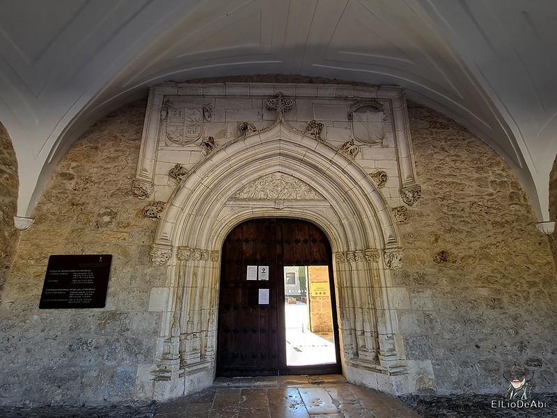 Visita a la Cartuja de Miraflores en Burgos (2)