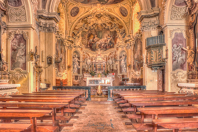Santa Maria  Scaria ( Alta Valle Intelvi )