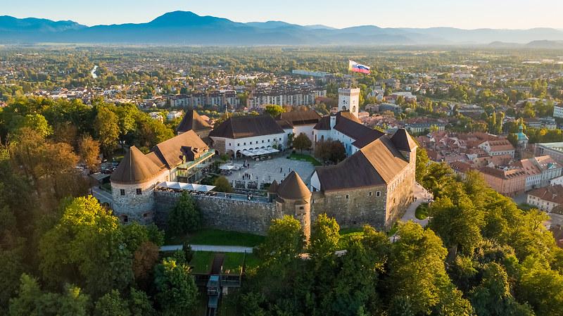 Ljubljanan linna
