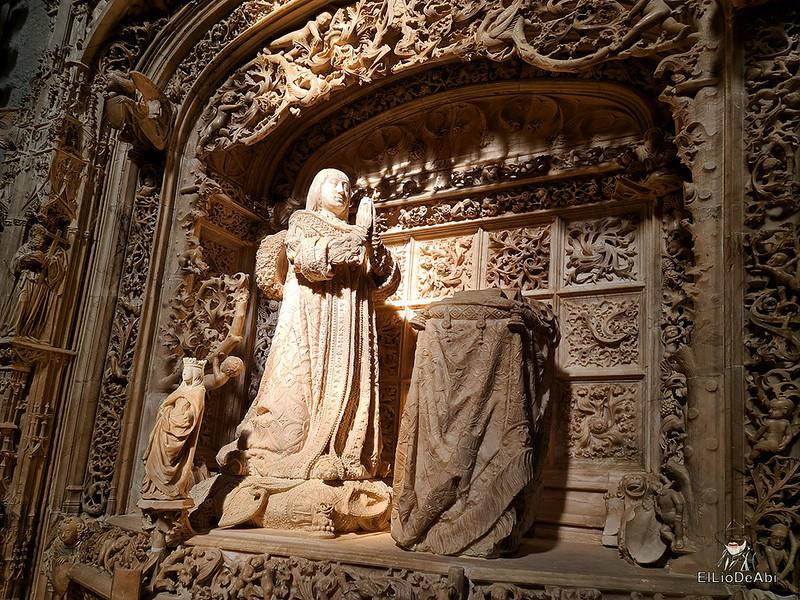 Visita a la Cartuja de Miraflores en Burgos (21)
