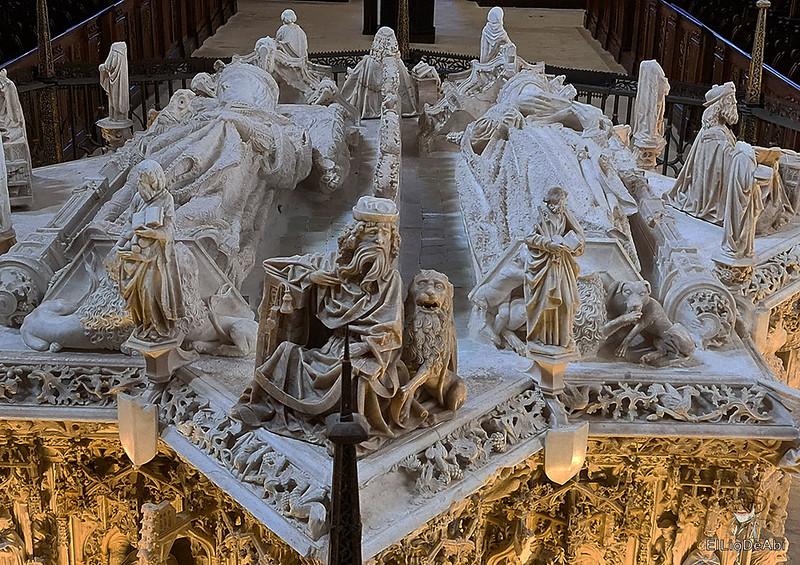 Visita a la Cartuja de Miraflores en Burgos (18)