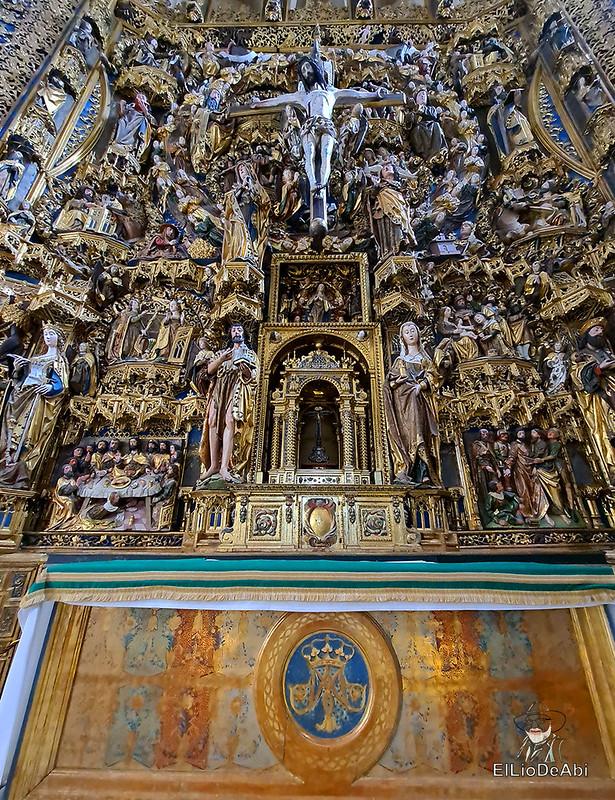 Visita a la Cartuja de Miraflores en Burgos (16)