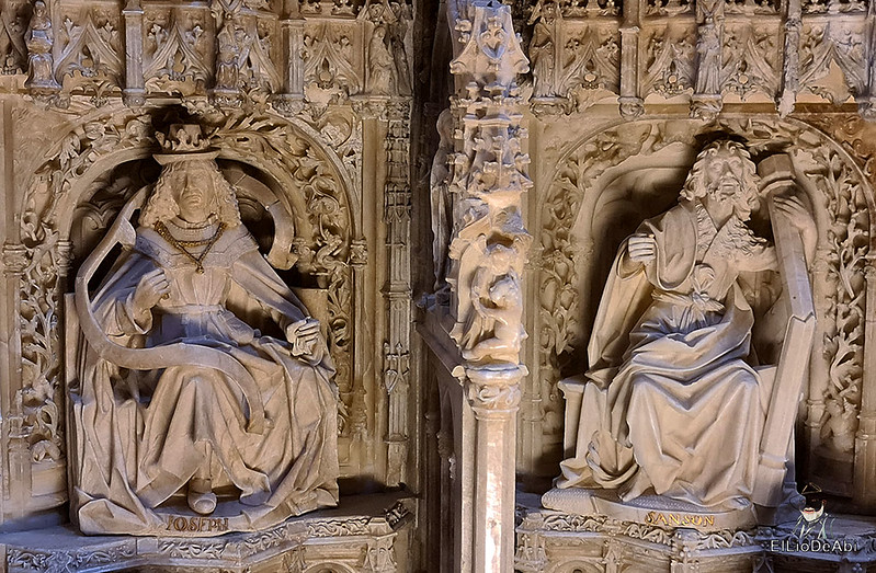 Visita a la Cartuja de Miraflores en Burgos (13)