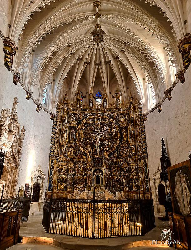 Visita a la Cartuja de Miraflores en Burgos (12)