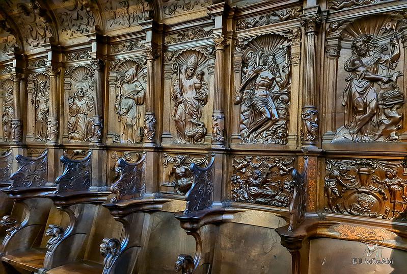 Visita a la Cartuja de Miraflores en Burgos (10)
