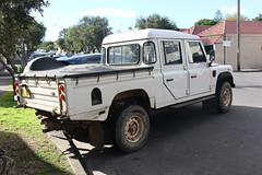1999 Land Rover Defender 130 Td5 Ute