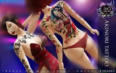 Akinori tattoo