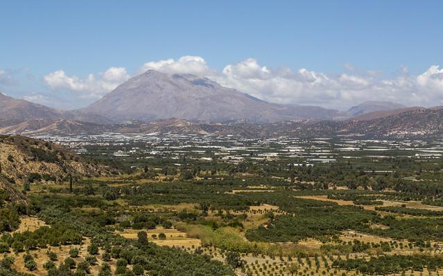 Płaskowyż Lasiti - Kreta - wrzesień 2020