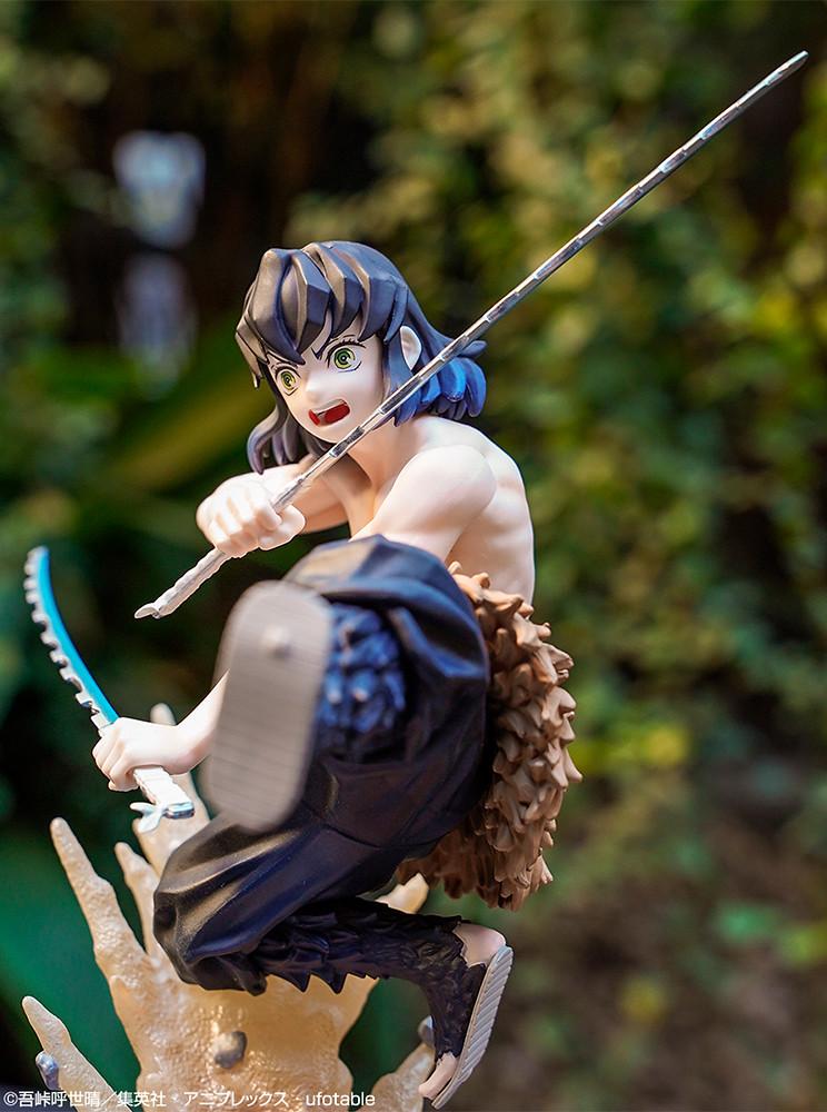 一番賞《鬼滅之刃》第四彈「成為比誰都要強韌的刀刃」02月開抽 七款角色模型公開!