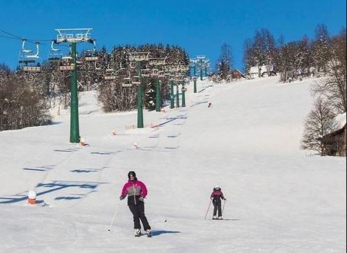 Zalyžujte si ve skiareálu PASEKY NAD JIZEROU s 25 % slevou
