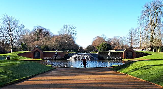 The Bushy Park Water Gardens