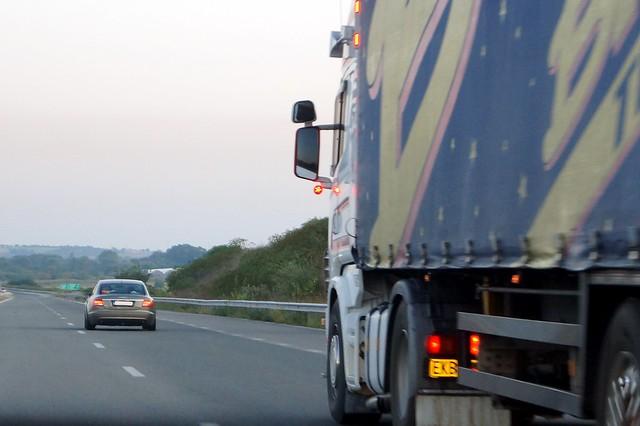 Schmitz Cargobull S01 Curtainsider 3-Axle (2003) - Ex Brus Transport, Greece (GR)
