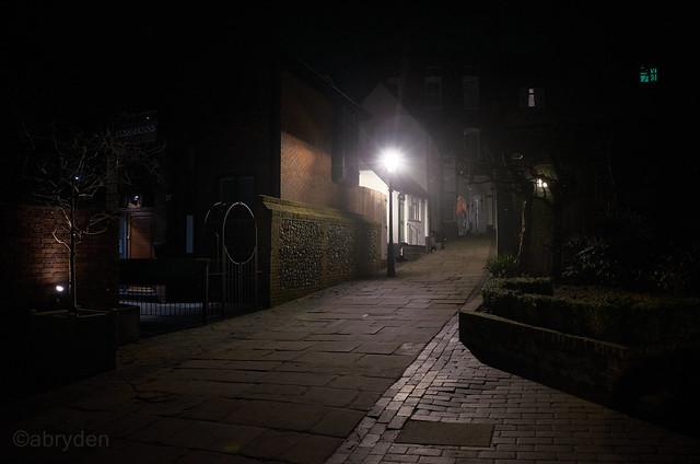 Towards Waxhouse Gate, St Albans, Hertfordshire