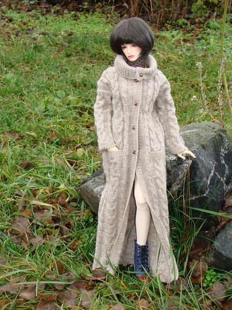 Iplehouse FID Vanessa knit outfit bjd doll