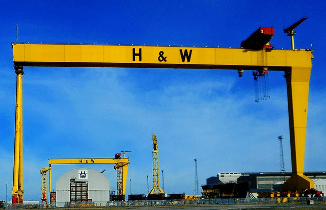 Samson and Goliath - edit and repost
