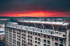 Nebeprisikiškiakopūsteliaujantiems | Kaunas aerial