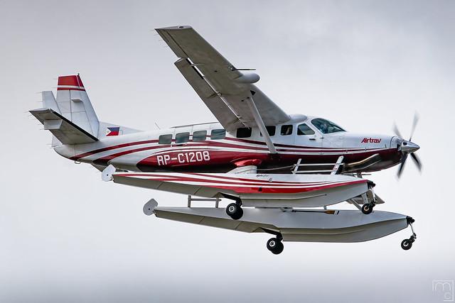 AirTrav - Cessna 208 Grand Caravan EX / RP-C1208 @ Manila
