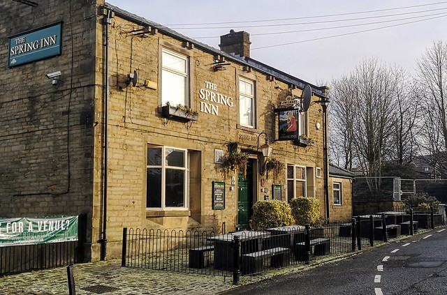 The Spring Inn...