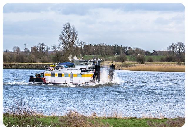 Duwboot Pieter van der Wees (2020)