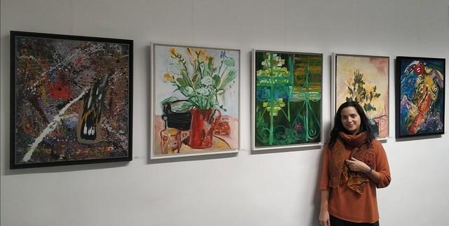 Sarah Raluca Miulescu_ Gernik Art Camp