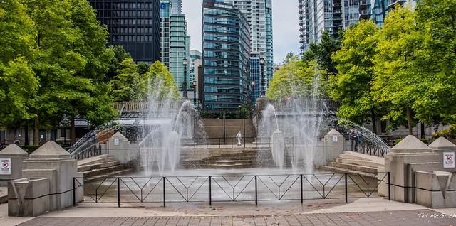2020 - Vancouver - Harbour Green Spray Park