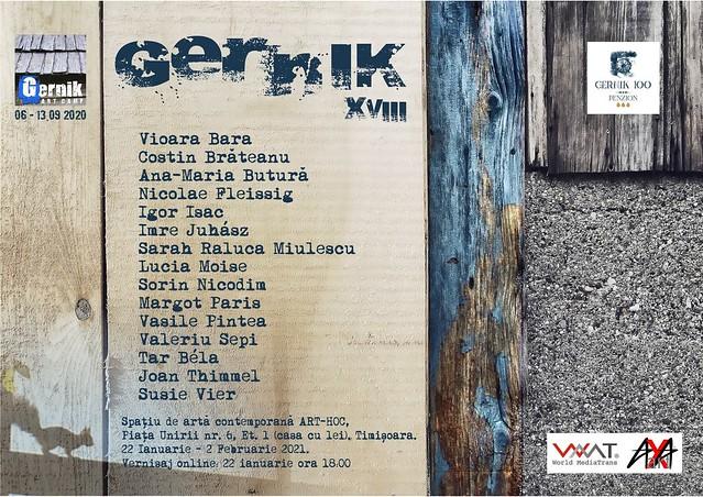 Gernik Art Camp XVIII _ Art Hoc_ Timisoara