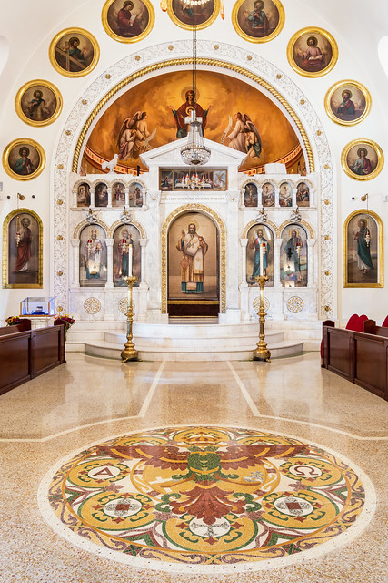 St. Nicholas Greek Orthodox Cathedral, Tarpon Springs, Florida