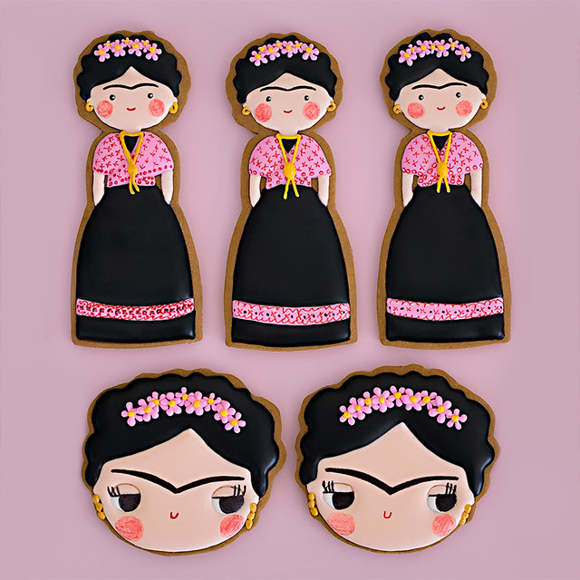 galletas frida