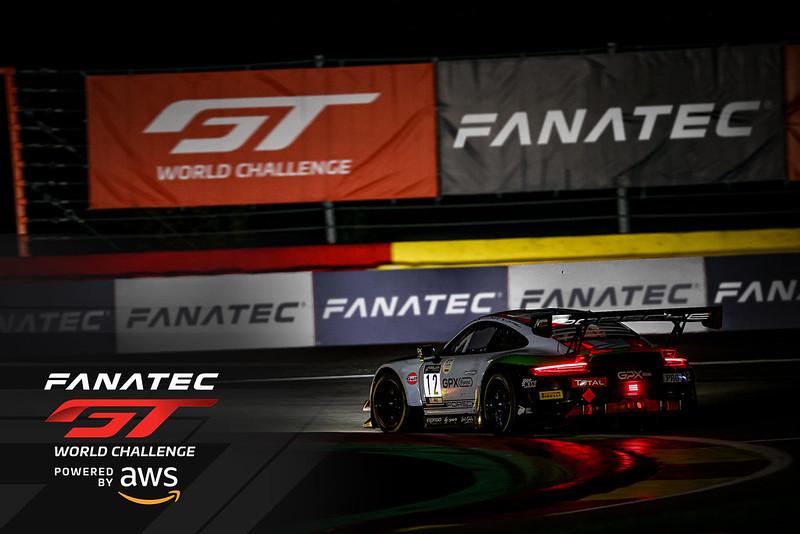 Fanatec GT World Challenge