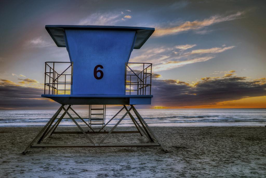 O'Side Beach Sunset 56-1-20-21-6D-17X40mm
