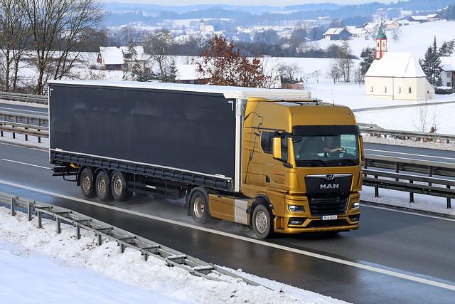 MAN TGX 18.510  EWM Transporte