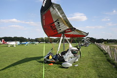 G-MICX Air Creatopm Tanarg BioniX 13 912S [BMAA HB 671] Sywell 010918