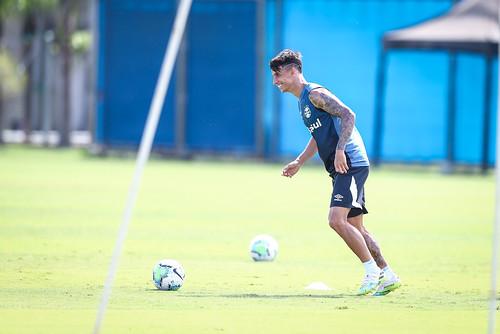 Treino Grêmio 22/01/2021