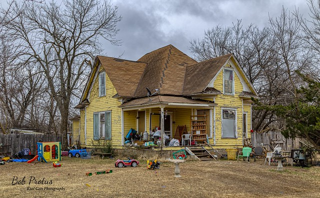 The Hoarders Mansion