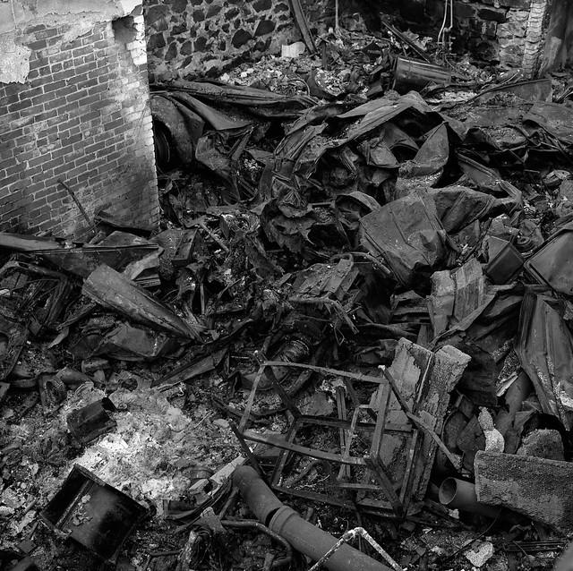 After the Fire, Malden, Washington