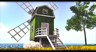 KILLERS Productions - Old Traditional Windmill | by Elaine Lectar