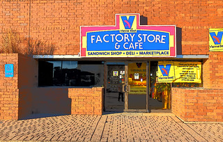 Vienna Beef Factory Store- Closed