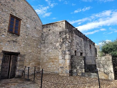 The Alamo, downtown San Antonio