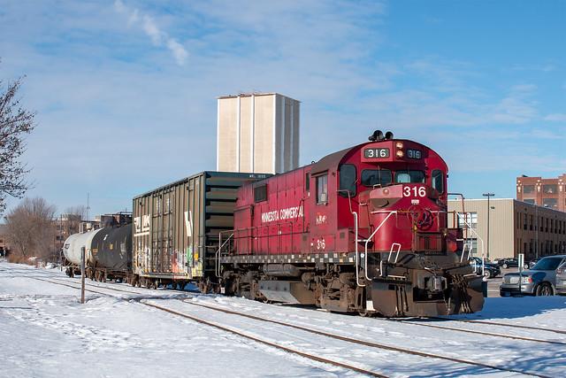 MNNR 316 Minneapolis MN