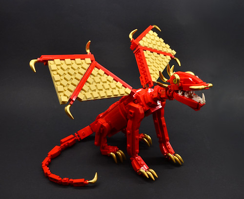 Dragon | by Brickleas