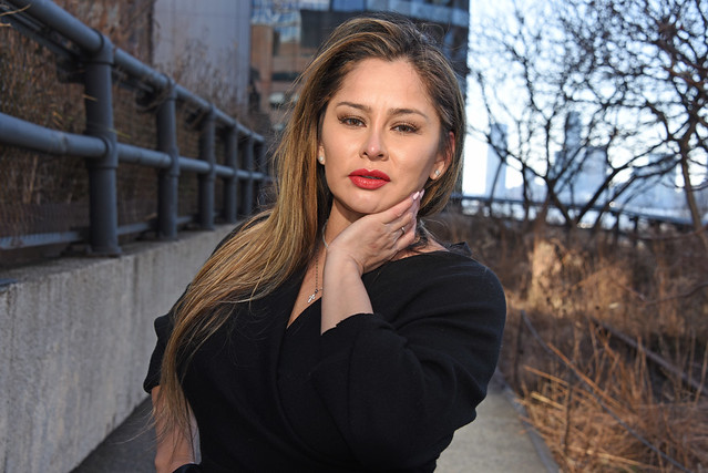 Picture Taken Of Carolina At The Highline Park In New York City. Photo Taken Sunday January 10, 2021